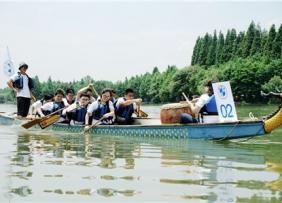 粽情驰骋 5悦端午杭州宝信BMW 5系龙舟体验之旅