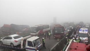 雾中开车会不由自主加速?