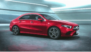 2019全新梅赛德斯-奔驰A级车热点展示杭州站